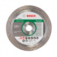 Диск диамантен BOSCH Best for Ceramic 76х1.9x10мм, за керамика