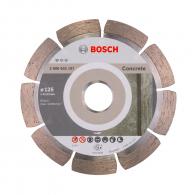 Диск диамантен BOSCH Best for Concrete 125x1.6x22.23мм, за бетон