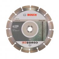 Диск диамантен BOSCH Best for Concrete 230x2.3x22.23мм, за бетон
