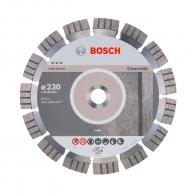 Диск диамантен BOSCH Best for Concrete 230x2.4x22.23мм, за бетон