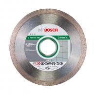 Диск диамантен BOSCH Standard for Ceramic 115х1.6x22.23мм, за керамика