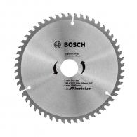 Диск с твърдосплавни пластини BOSCH Eco for Aluminum 190/2.2/30 Z=54, за рязане на алуминий
