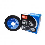 Лента за апарат за връзване MAX TAPE-T32B 9мм/32м 5бр., черен, за модел HT-S45E Strong, 5бр ролки в кутия
