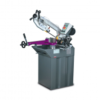 Лентоотрезна машина OPTIMUM OPTIsaw S 210G 400V, 750W, 40/80м/мин, 2080х20х0.9мм, 400V