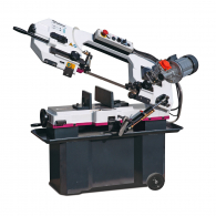 Лентоотрезна машина OPTIMUM OPTIsaw SD 200G 400V, 750W, 44/88м/мин, 2360х19х0.9мм, 400V
