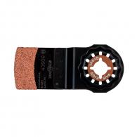 Нож за мултифункционален инструмент BOSCH AIZ 32 RT5 32х30мм, за рязане на плочки, фиброциментови плоскости, порест бетон