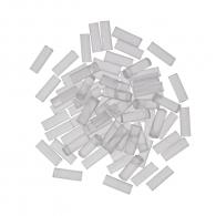 Патрони прозрачни за топло лепене BOSCH ф7х20мм 70бр, комплект 70бр, в кутия