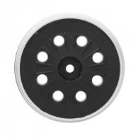 Работен плот за ексцентършлайф BOSCH ф125мм-medium, 8+1 отвора, GEX 125-150 AVE Professional
