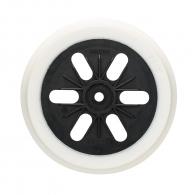 Работен плот за ексцентършлайф BOSCH ф150мм-soft, 6+1 отвора, велкро, мек, GEX 150 AC, GEX 125 AC