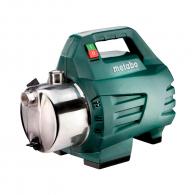 Помпа центробежна METABO P 4500 INOX, 1300W, Q=75l/min, H=48m, 1