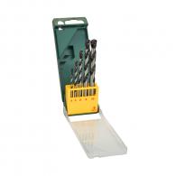 Свредла BOSCH 4.0-10.0мм 5части, за бетон, цилиндрична опашка