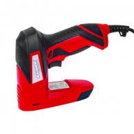Такер електрически RAIDER RD-ES15P, за скоби тип А за гвоздеи тип Е