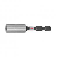 Удължител за накрайници BOSCH Impact Control 60мм, 1/4'', E6.3, с магнит