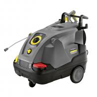 Водоструйка електрическа + гориво KARCHER HDS 8/18-4 C, 6000W, 30-180bar, 300-800l/h, с подгряване на водата, 400V/Diesel