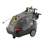Водоструйка електрическа + гориво KARCHER HDS 8/18-4 CX, 6000W, 30-180bar, 300-800l/h, с подгряване на водата, 400V/Diesel