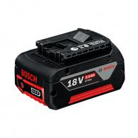 Батерия акумулаторна BOSCH GBA 18V 5.0Ah, 18V, 5.0Ah, Li-Ion