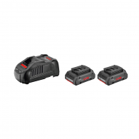 Батерия акумулаторна BOSCH ProCORE 18V 4.0Ah + GAL1880CV, 18V, 4.0Ah, Li-Ion, к-кт