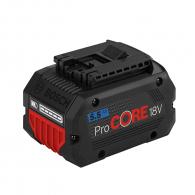 Батерия акумулаторна BOSCH ProCORE 18V 5.5Ah, 18V, 5.5Ah, Li-Ion