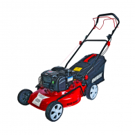 Бензинова косачка RAIDER RD-GLM05, 3.2kW, 46cm, 25-75мм, самоходна