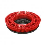 Дискова четка червена KARCHER 385мм, средна твърдост