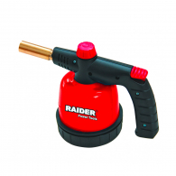 Горелка за пропан-бутан RAIDER RD-BT02, за флакон, 190гр. , с пиезо
