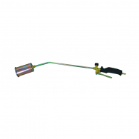 Горелка за пропан-бутан RAIDER RD-GHT03, ф60мм, със спусък, дължина 40см