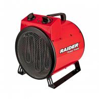 Калорифер електрически RAIDER RD-EFH03, 3kW, 150 m3/h