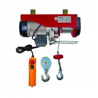 Лебедка електрическа RAIDER RD-EH03, 1600W, 500/1000кг, 12м/5.7мм - въже