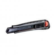 Макетен нож RAIDER RDI-UT01 18мм, метален, задно фиксиране