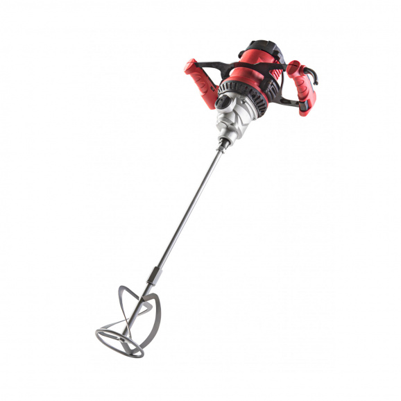 Миксер за строителни смеси RAIDER RDP-HM10, 1600W, 450-750об/мин, M14