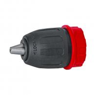 Патронник бързосменяем RAIDER RDP-CDL21 13мм, пластмасов, самозатягащ