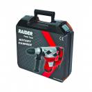 Перфоратор RAIDER RD-HD37, 1250W, 0-730об/мин, 4000уд/мин, 3.5J, SDS-plus - small, 160700