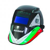 Шлем за заваряване RAIDER RD-WH03, фотосоларен