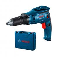 Винтоверт електрически BOSCH GTB 650, 650W, 0-5000об/мин, 12Nm