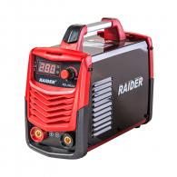 Заваръчен инверторен апарат RAIDER RD-IW220, 20-200A, 230V, 1.5-4.0мм