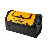 Чанта за инструменти TOPMASTER 420x200x240мм, 14-джоба