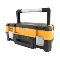 Куфар за инструменти DEWALT TSTACK, полипропилен, черен, IP54