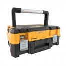 Куфар за инструменти DEWALT TSTACK, полипропилен, черен, IP54 - small, 163179