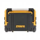 Куфар за инструменти DEWALT TSTACK, полипропилен, черен, IP54 - small, 163181