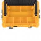 Куфар за инструменти DEWALT TSTACK, полипропилен, черен, IP54 - small, 163184