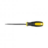 Пила за метал TOPMASTER 150мм Cut3, 3-фина, триъгълна, пластмасова дръжка