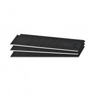 Резервно острие за макетен нож TOPMASTER 18x100мм 10броя, чупещи се 7 елемента, 10бр в блистер
