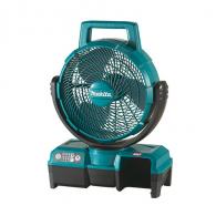 Вентилатор акумулаторен MAKITA CF001GZ, 230V, 40V, 2.5-4.0Ah, Li-Ion, 192м/мин