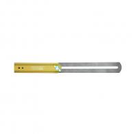 Ъгломер TOPMASTER 300мм, алуминий/стомана