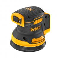 Акумулаторен ексцентършлайф DEWALT DCW210N, 18V, 1.5-5.0Ah, Li-Ion, 8000-12000об/мин., ф125мм
