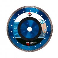 Диск диамантен RUBI TURBO VIPER TVH 350х2.4х25.4мм, гранитогрес и твърди материали, гладък