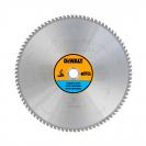 Диск с твърдосплавни пластини DEWALT DT1922 355/2.15/25.4 Z=80, за неръждаема стомана - small