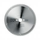 Диск с твърдосплавни пластини DEWALT DT4280 260/1.8/30 Z=80, за ламинат - small