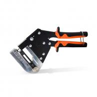 Клещи за отвори в ламарина EDMA Polyperfor, ламарина 6.2 мм, двукомпонентни дръжки