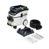 Прахосмукачка FESTOOL CTL 36 E AC Planex, 1200W, 3900л/мин, 34л, автоматично самоизтупване